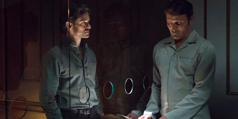 Hannibal et Will