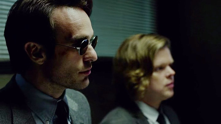 Daredevil - Matt & Foggy