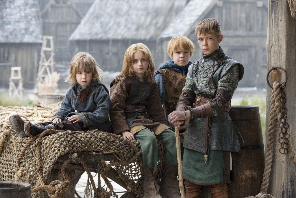 vikings kids