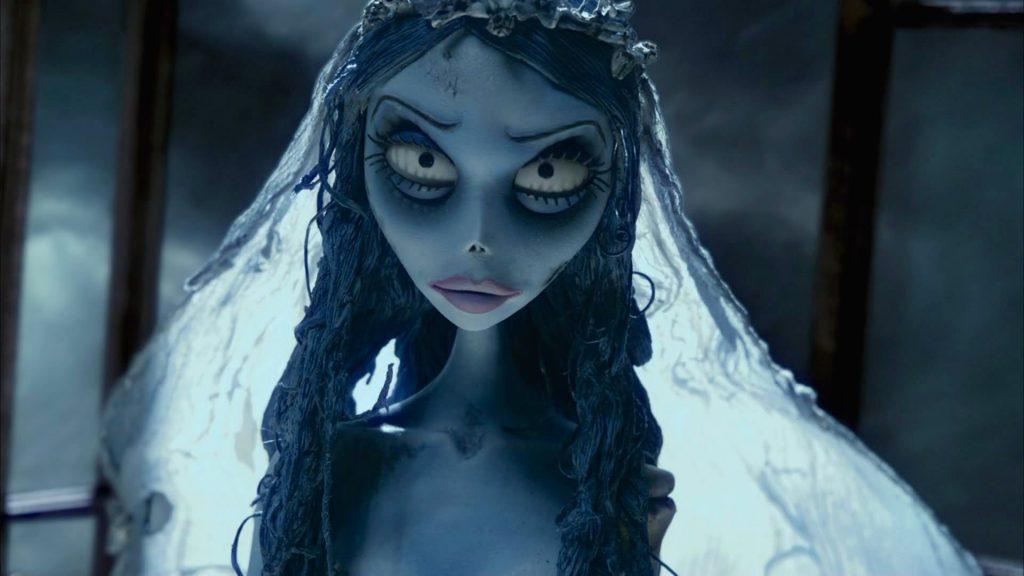 the corpse bride halloween
