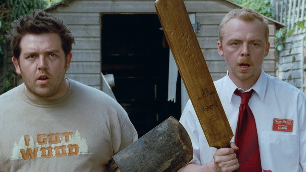 shaun of the dead halloween