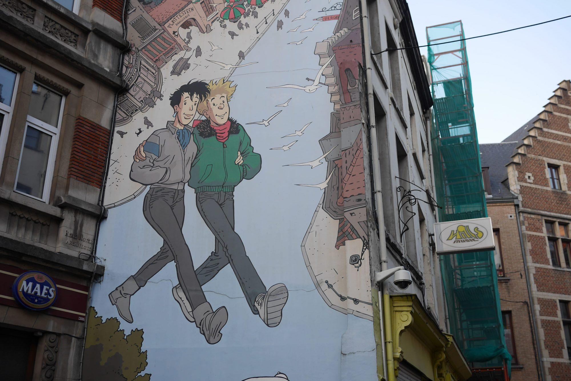 Bruxelles BD