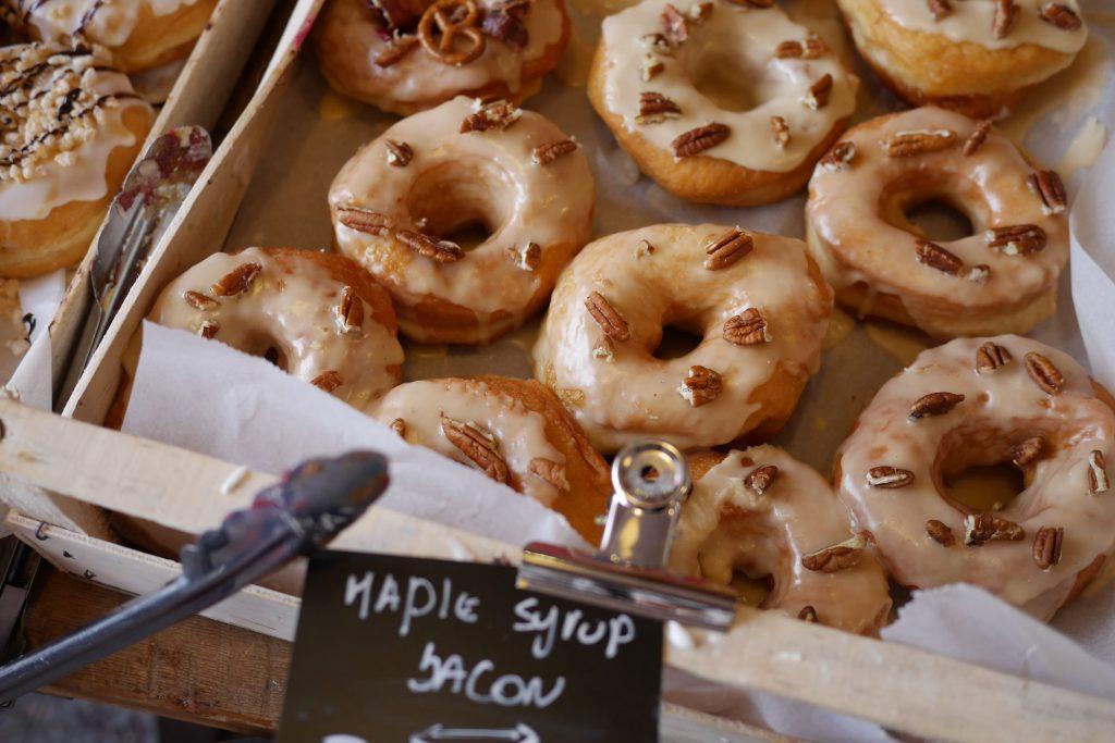 Bruxelles coco donuts