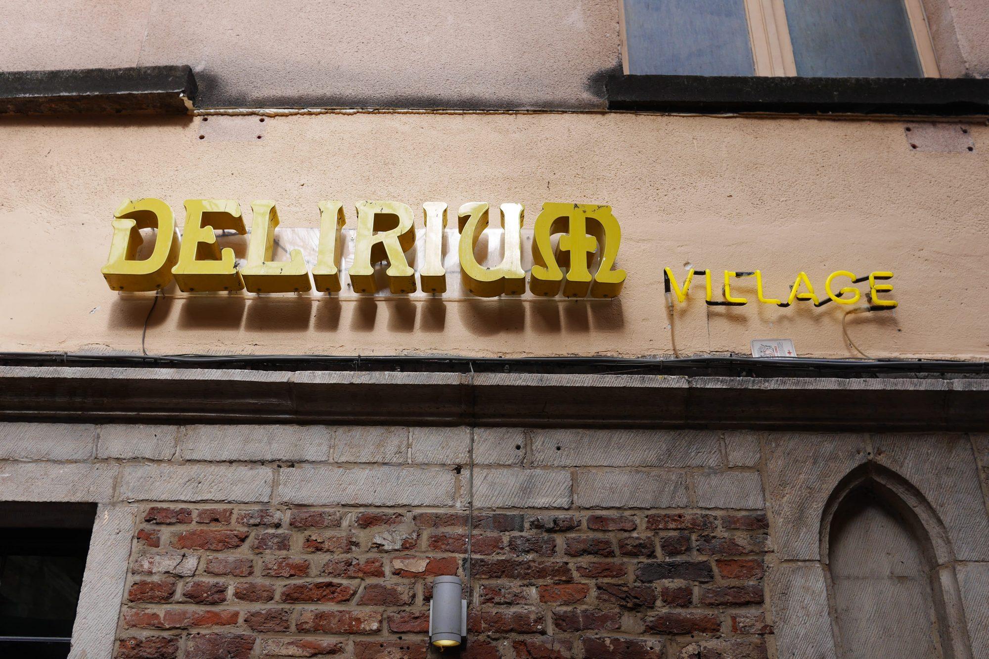 Bruxelles delirium
