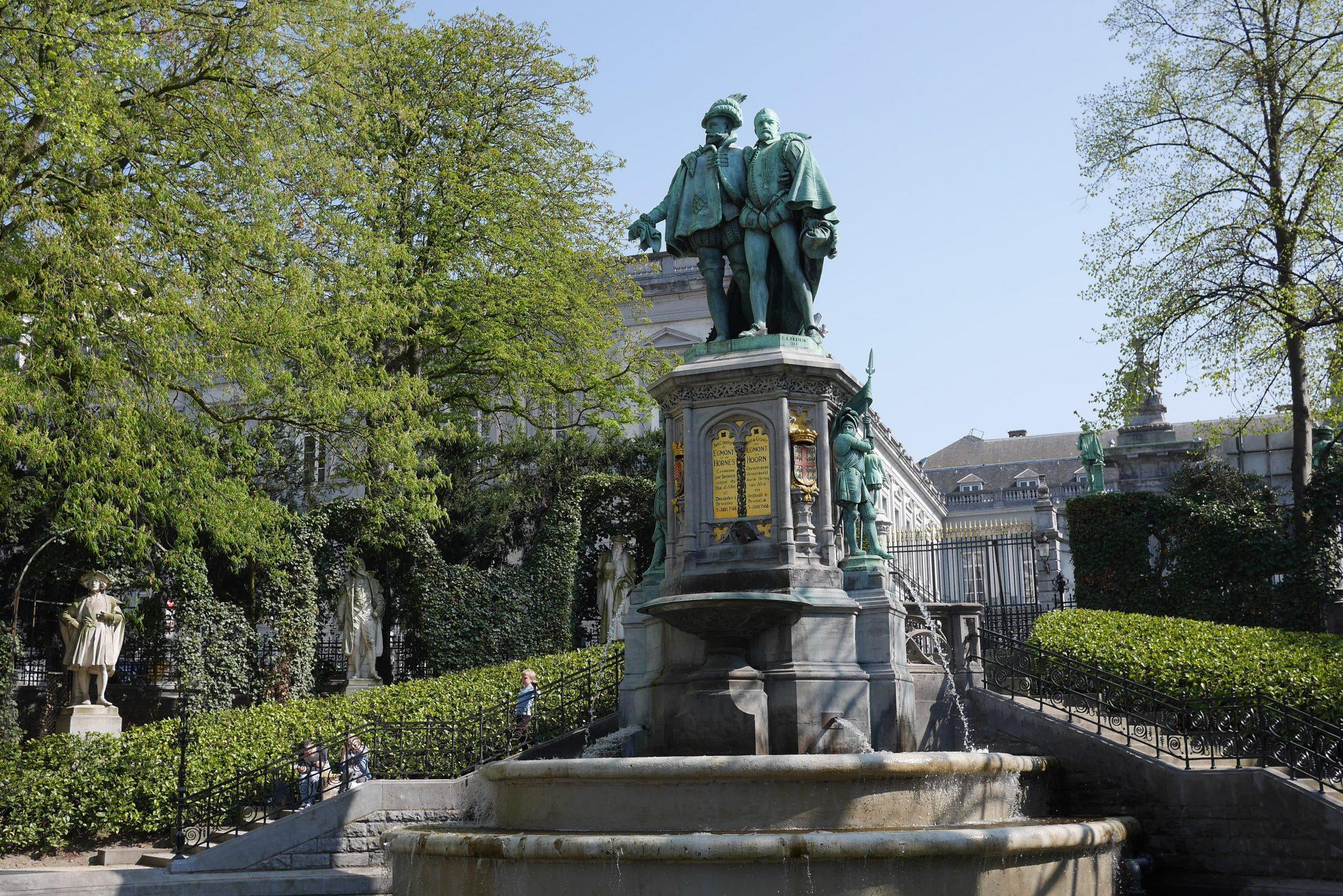 Bruxelles parc 2