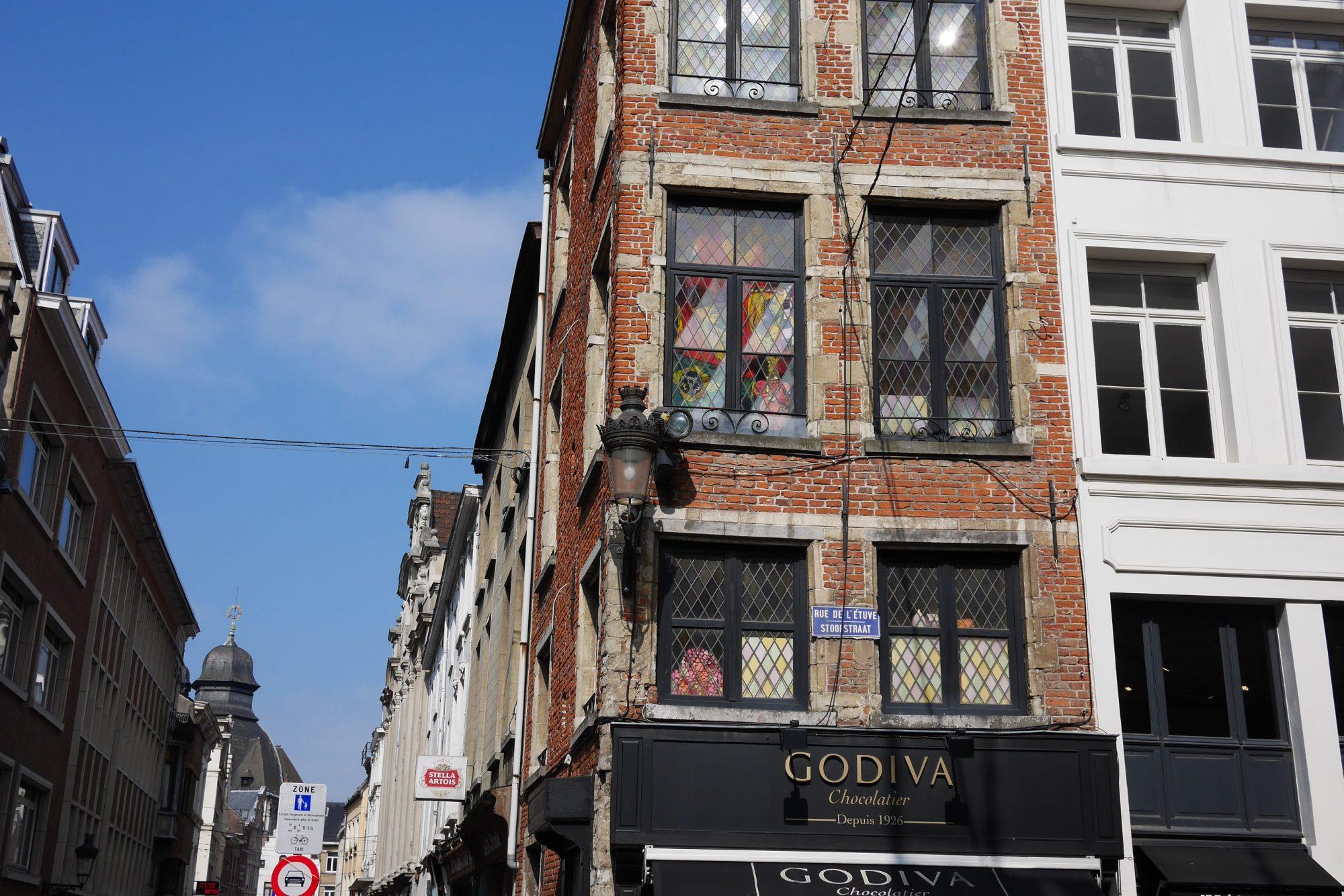 Bruxelles rue
