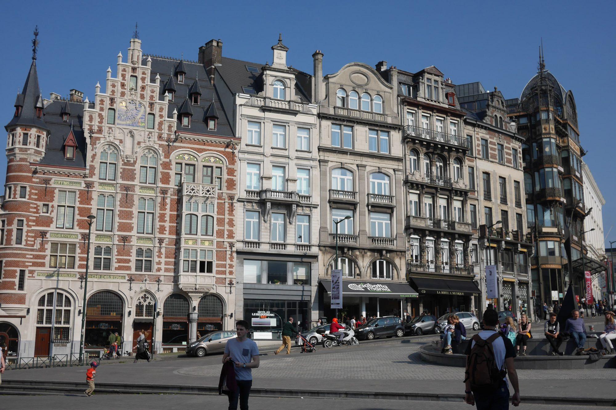 Bruxelles sablon