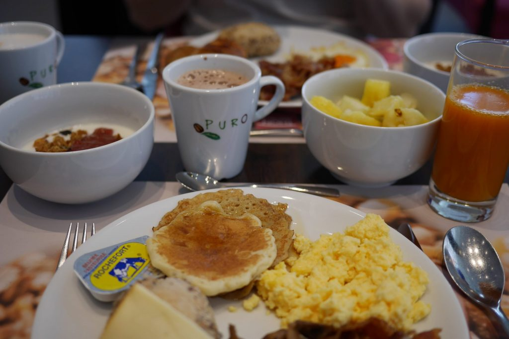 Thon Hotel EU brunch
