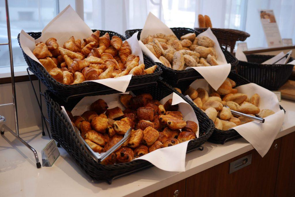 Thon Hotel EU buffet