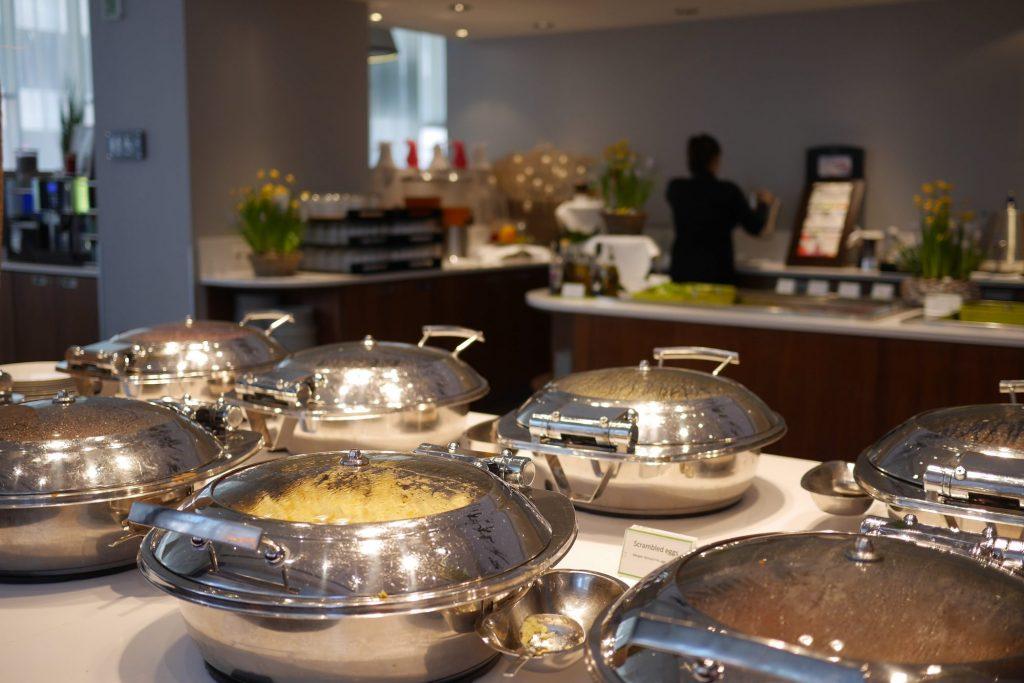 Thon Hotel EU buffet 2