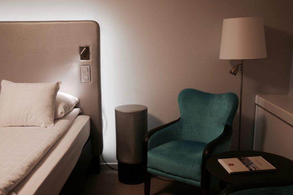 thon hotel eu chambre