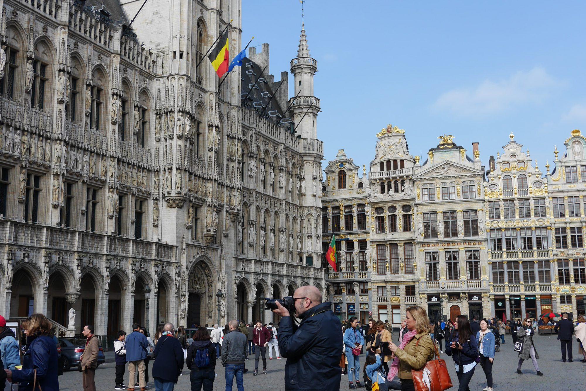 grand place Bruxelles 4