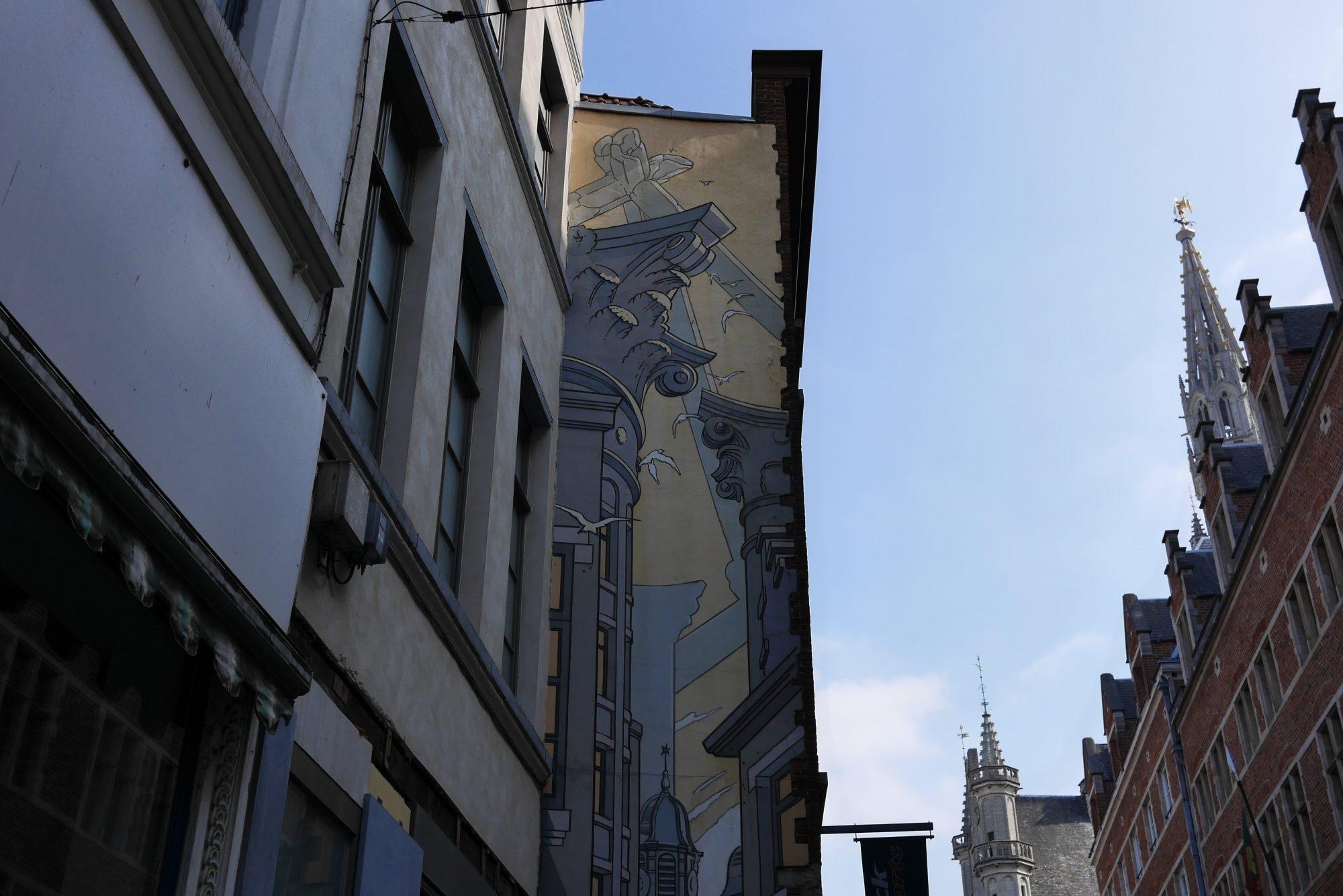 street art Bruxelles