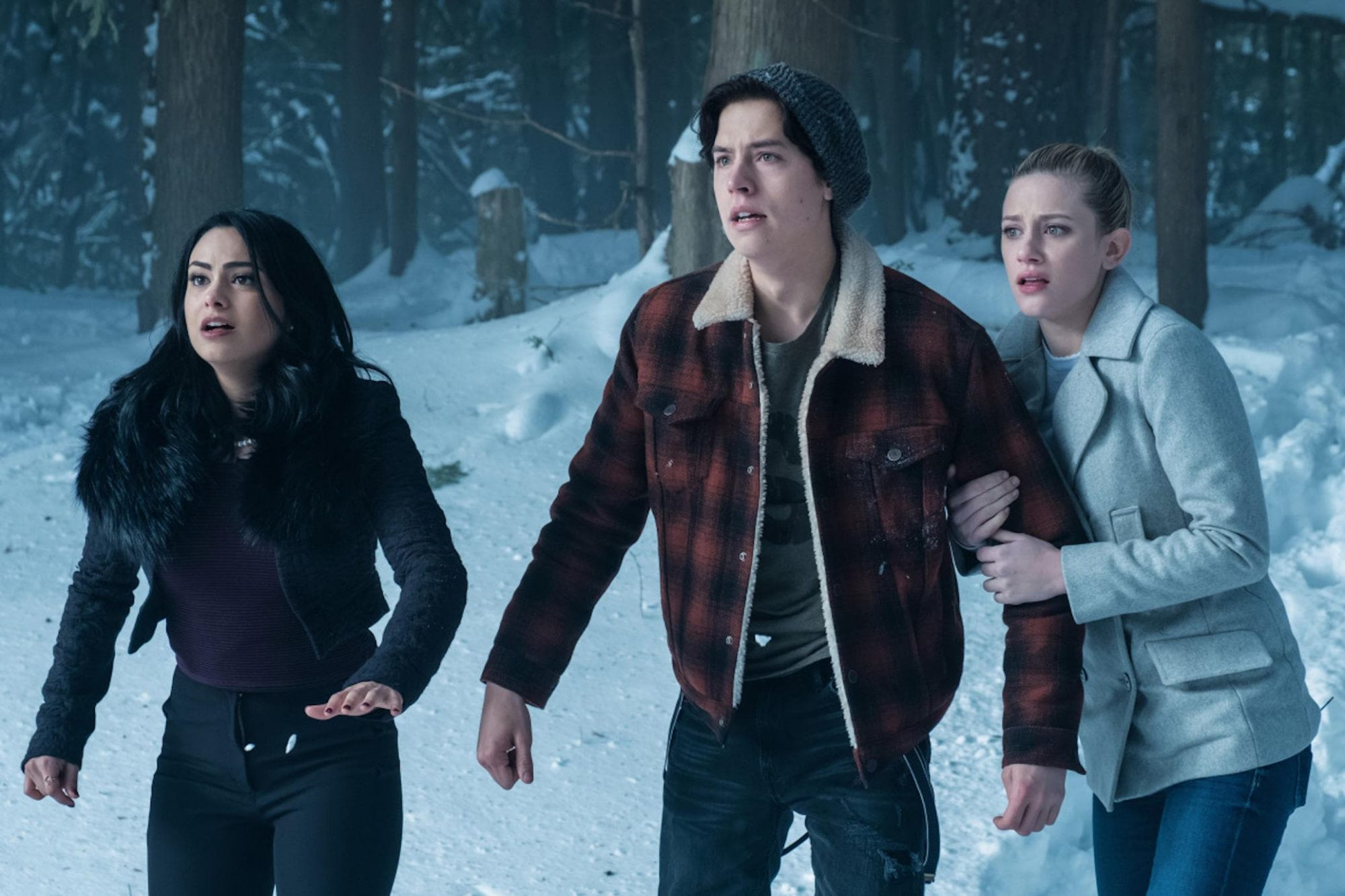Riverdale Veronica Jughead Betty