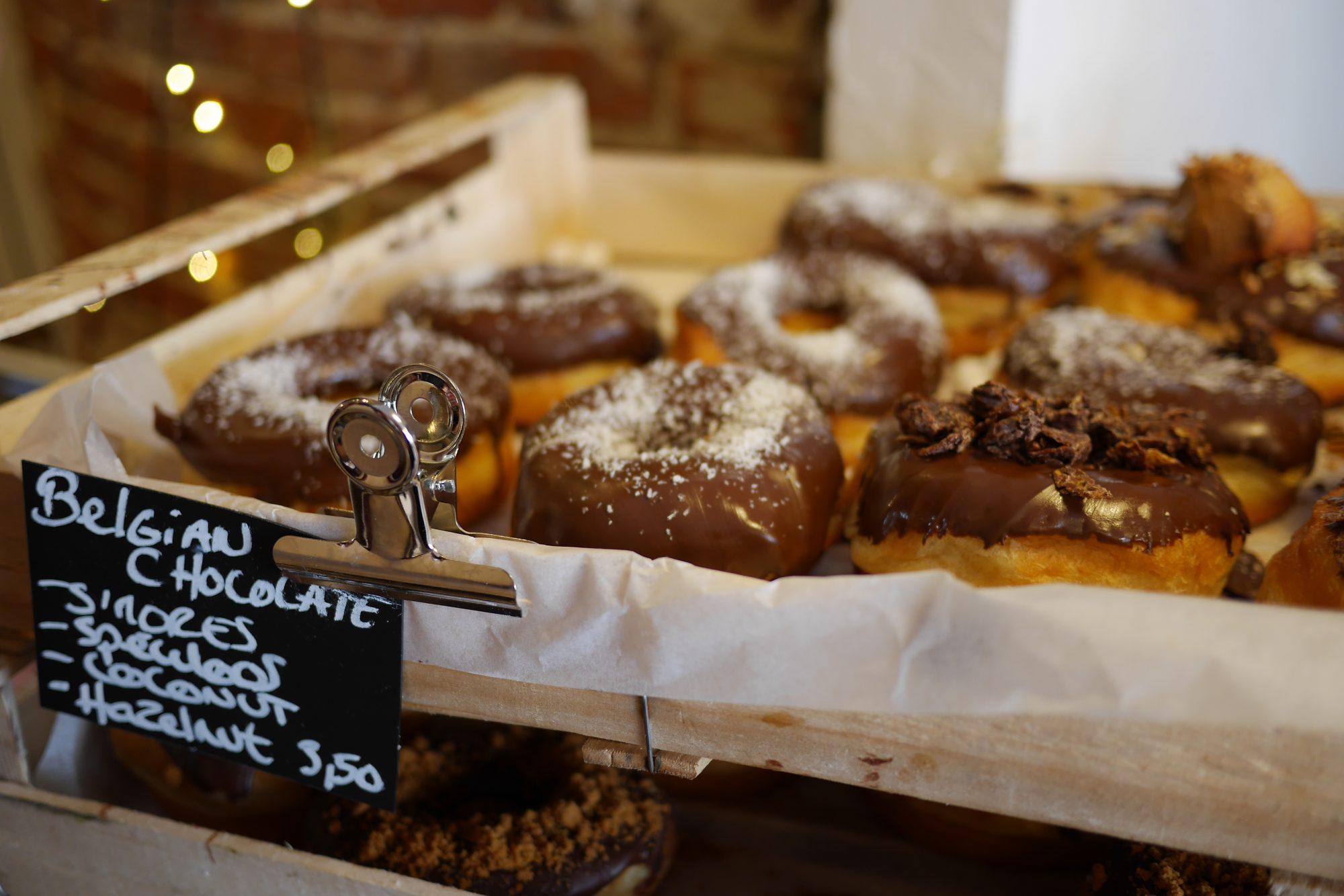 coco donuts bruxelles