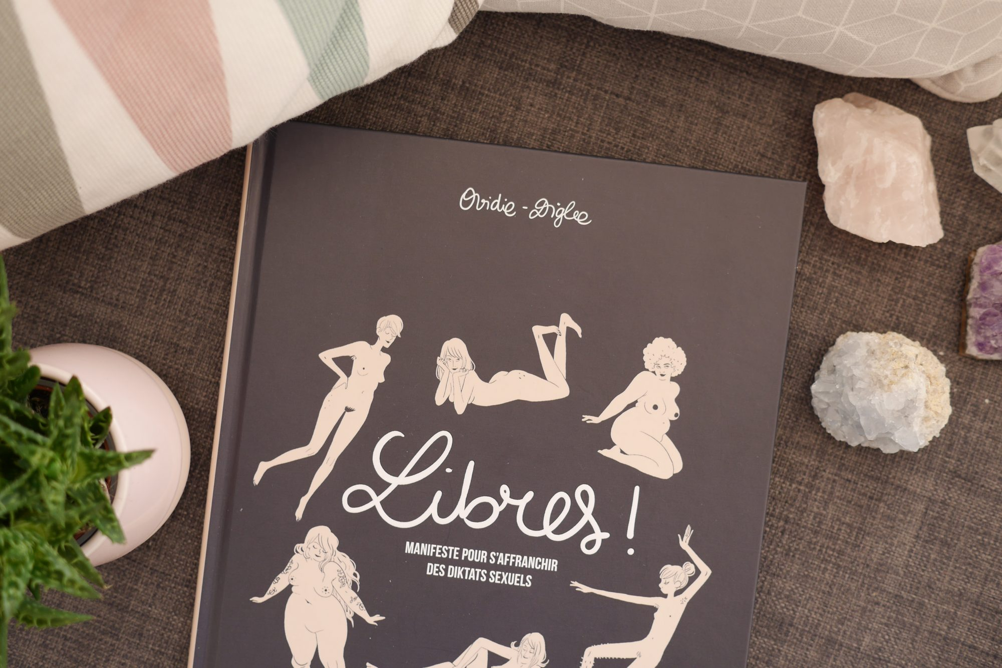 libres couverture diglee ovidie