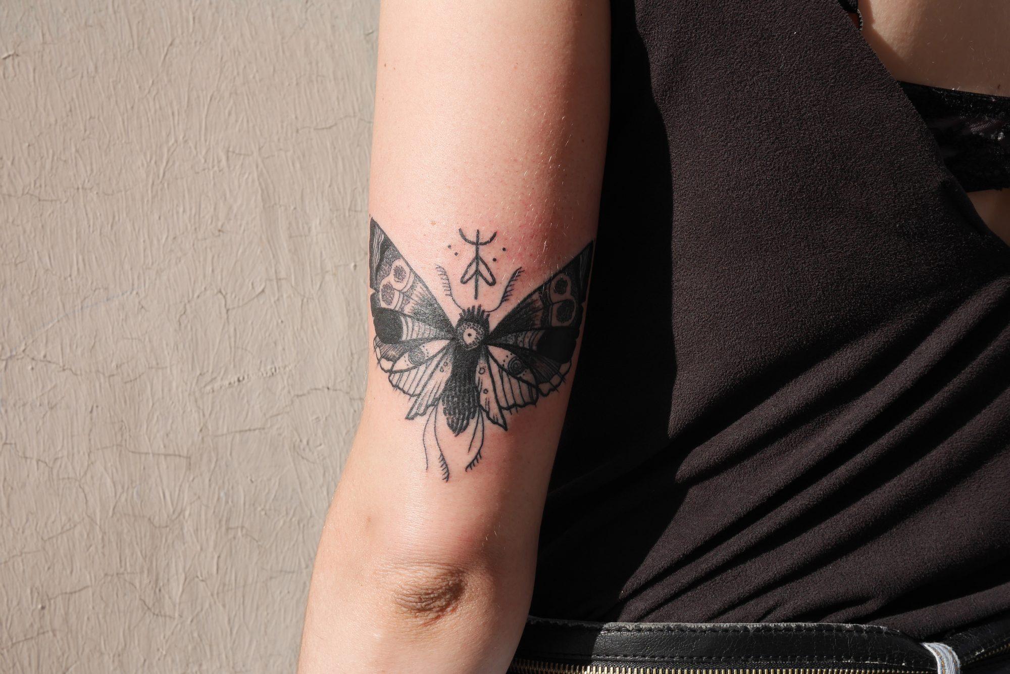 tattoo anawork